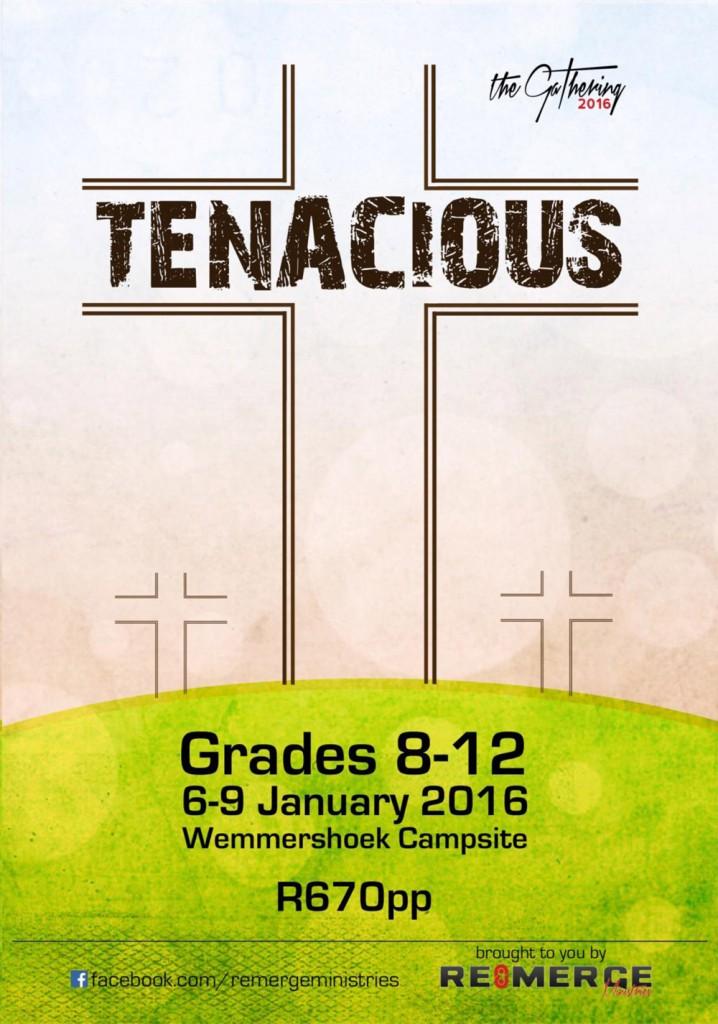 tenacious-event