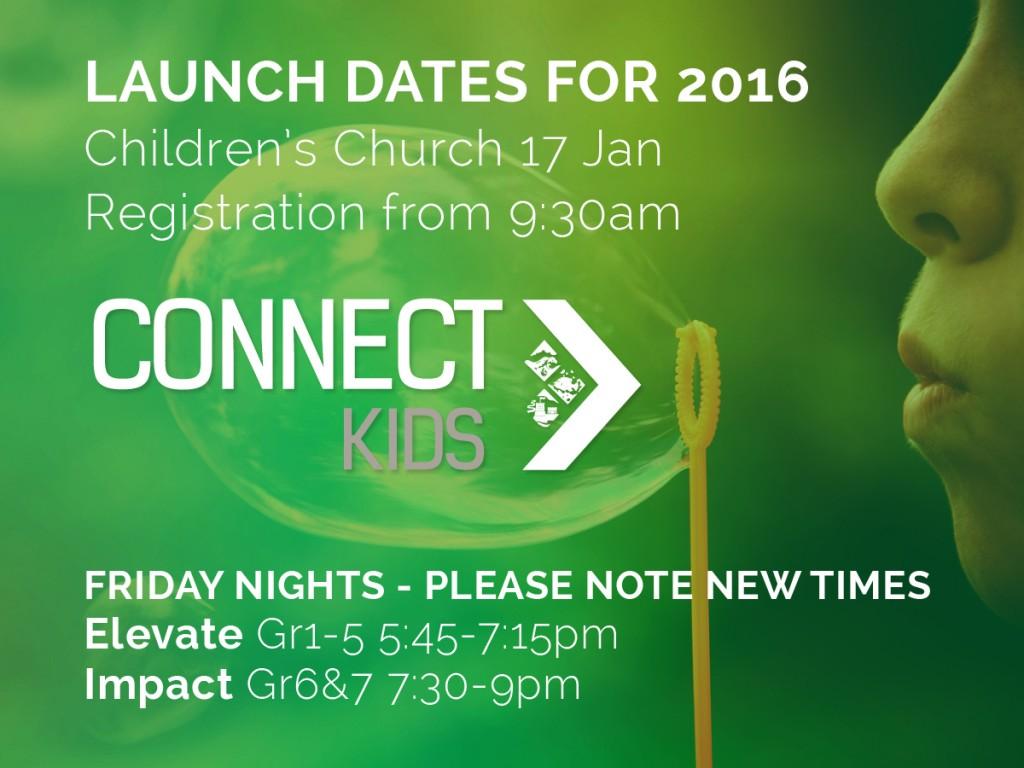 PP slide  launch dates 2016