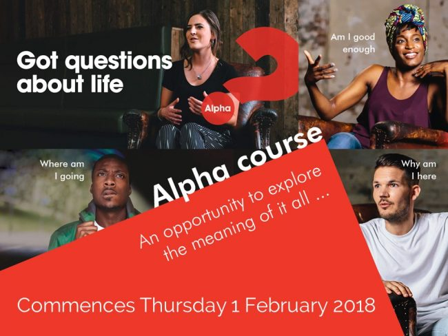 Alpha Course @ Connect Church | Cape Town | Western Cape | South Africa