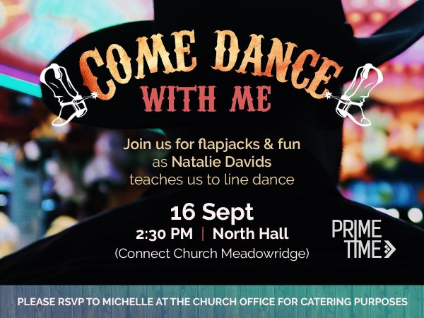 Primetime > Come Dance With Me @ Connect Church